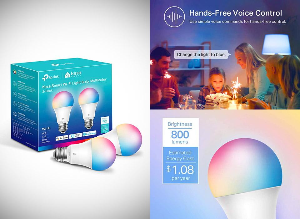Kasa Dimmable Smart Light Bulb KL125