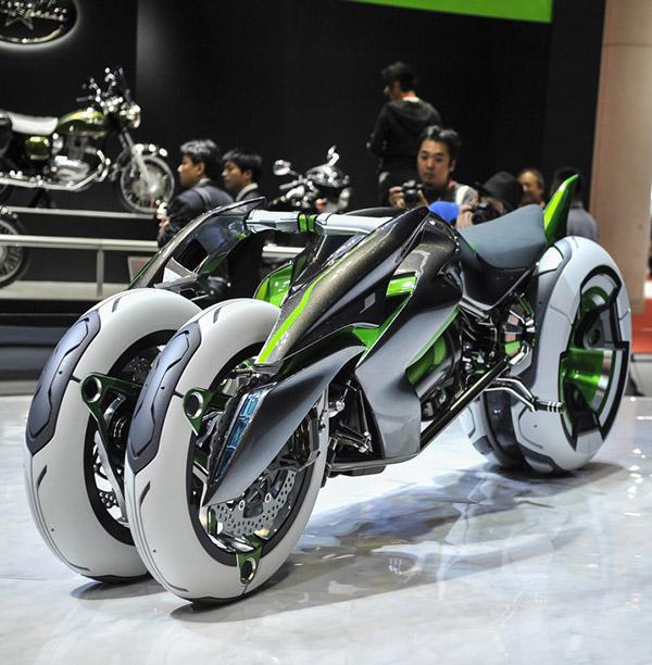 Elegant Kawasaki J