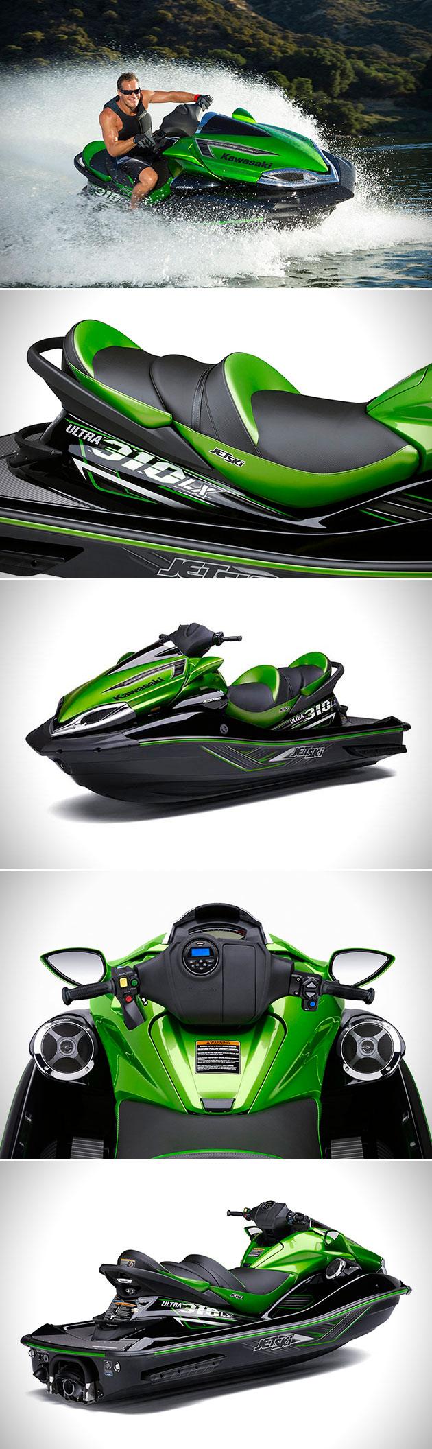 Kawasaki Ultra 310