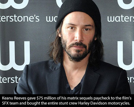 Keanu Reeves Nice Guy 78