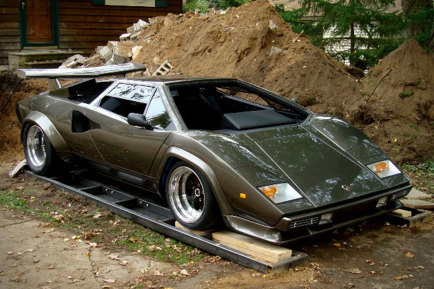 Another Look At Ken Imhoff S Amazing Diy Lamborghini Countach