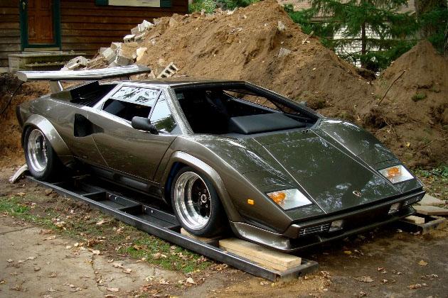 Ken Imhoff Lamborghini Countach Replica
