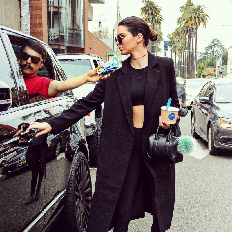 Kendall Jenner Funny