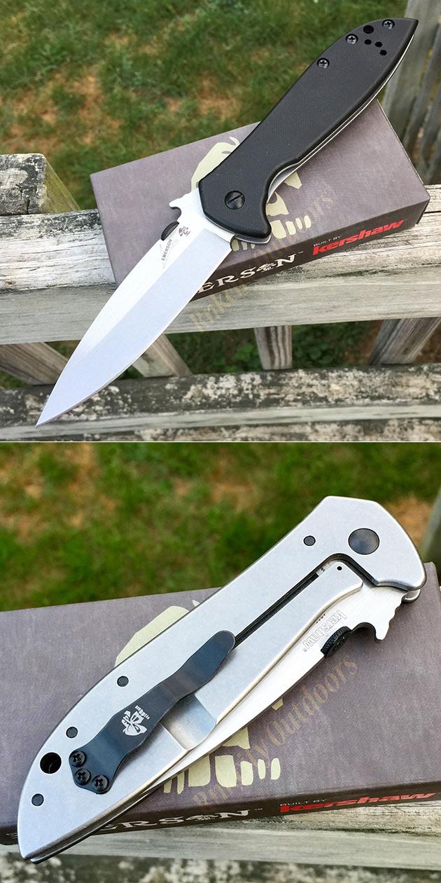 Kershaw CQC 4KXL Pocket Knife