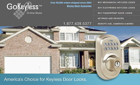 Keyless Locksets