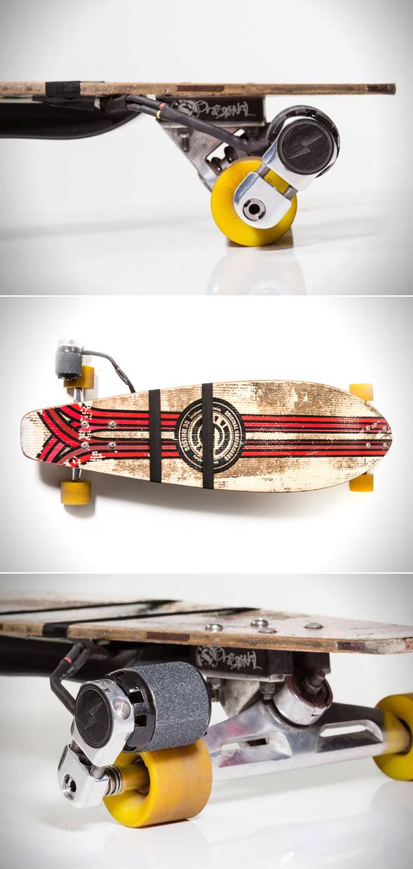 Kickr Longboard