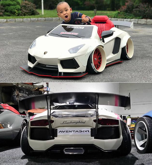 KidStance Lamborghini