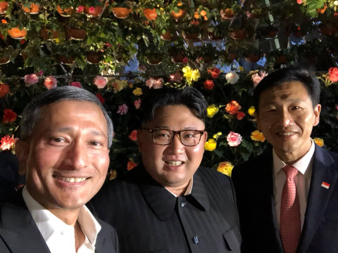 Kim Jong Un Selfie