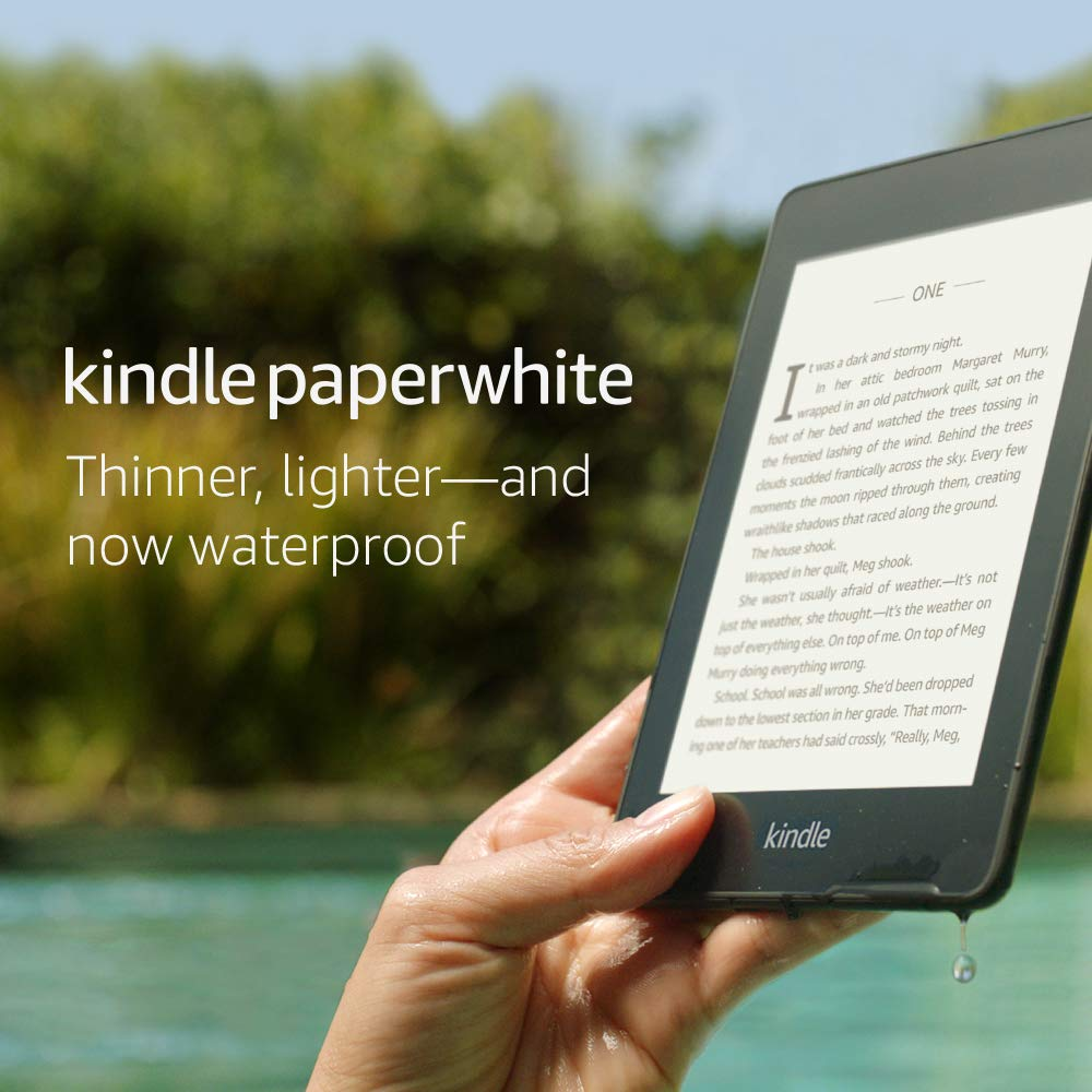 Kindle Paperwhite 10th Gen