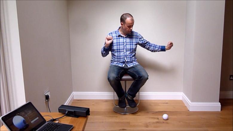 Kinect Telekinesis