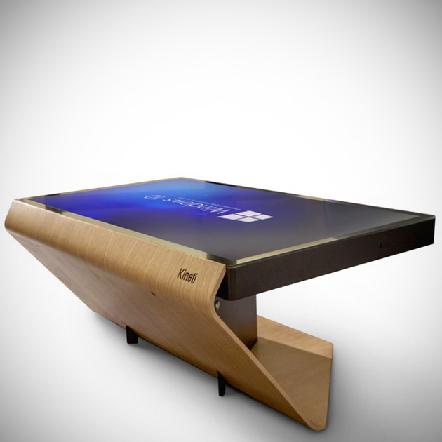 Kineti Windows 10 Surface Table