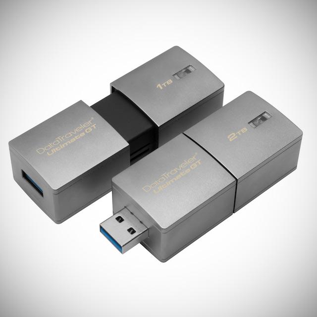 2TB USB Drive