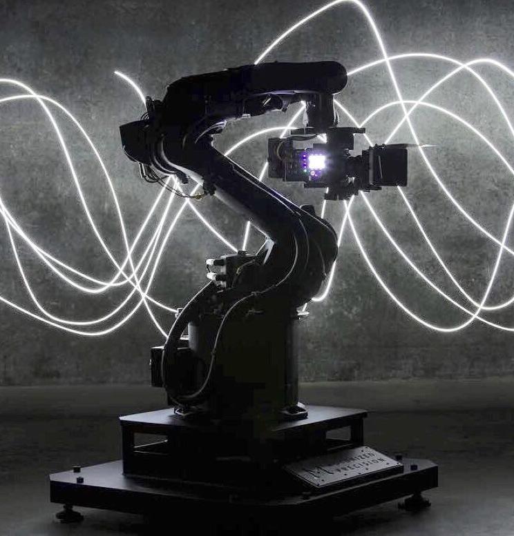 Kira Camera Robot