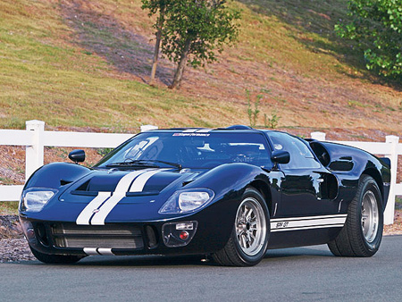 Video Fifth Gear Drives The Spf Gt Ford Gt Replica