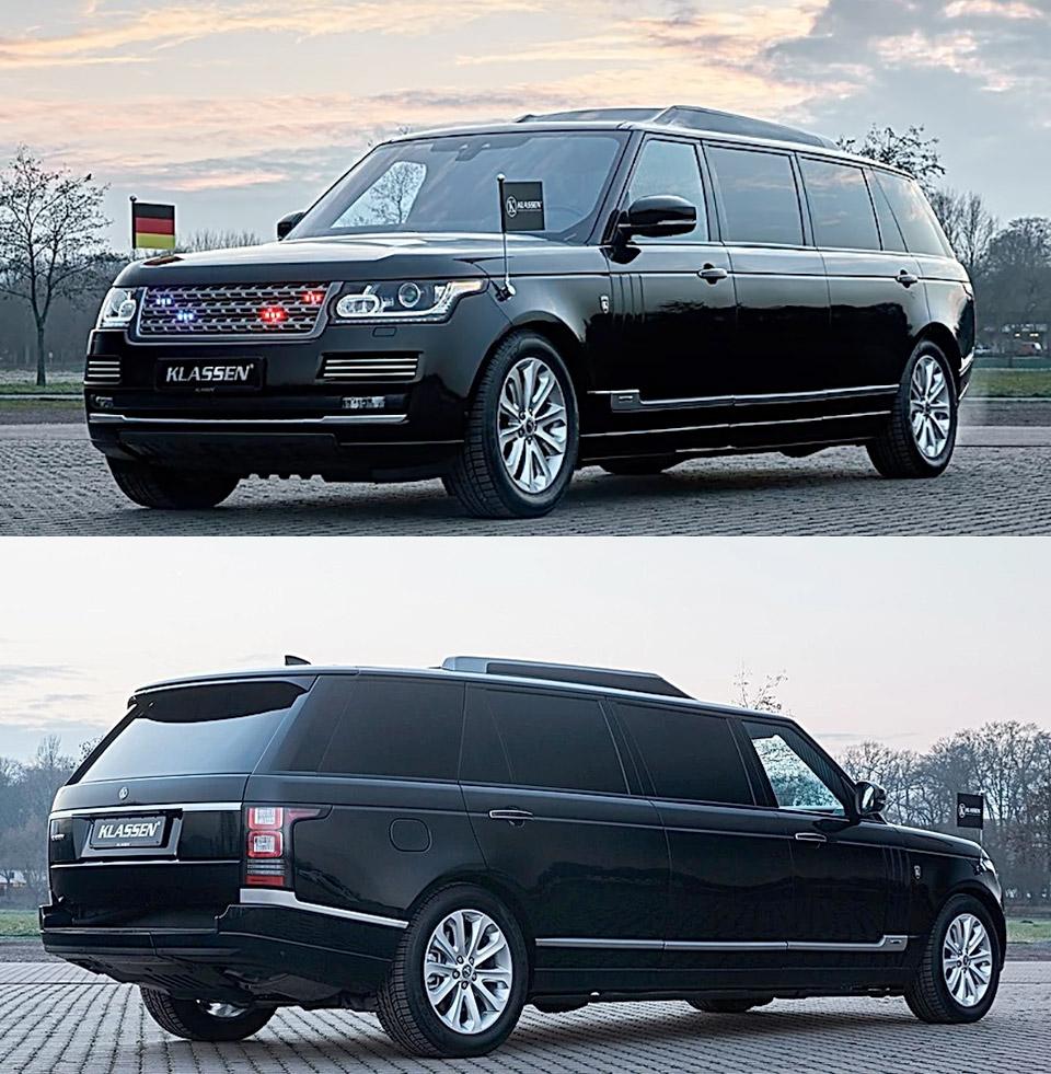 Klassen Range Rover Limousine