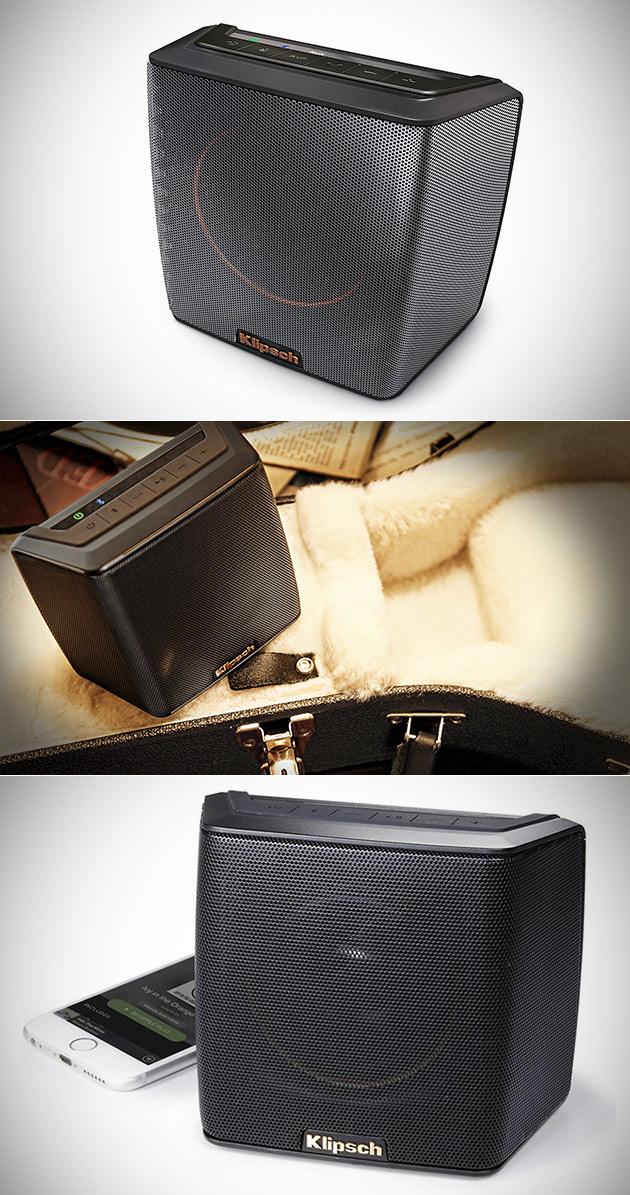 Klipsch Groove Bluetooth Speaker