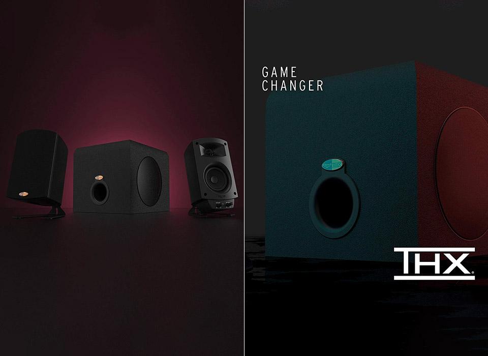Klipsch ProMedia THX Speaker System