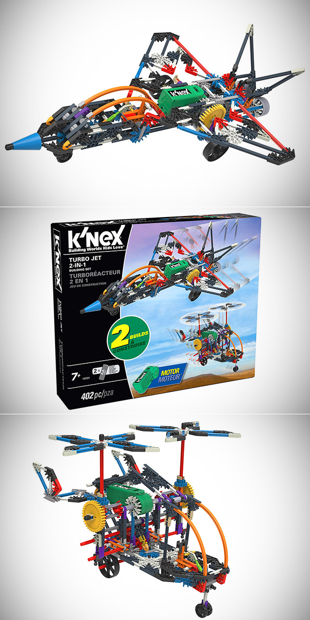 k nex helicopter instructions