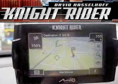 Knight Rider Scanner