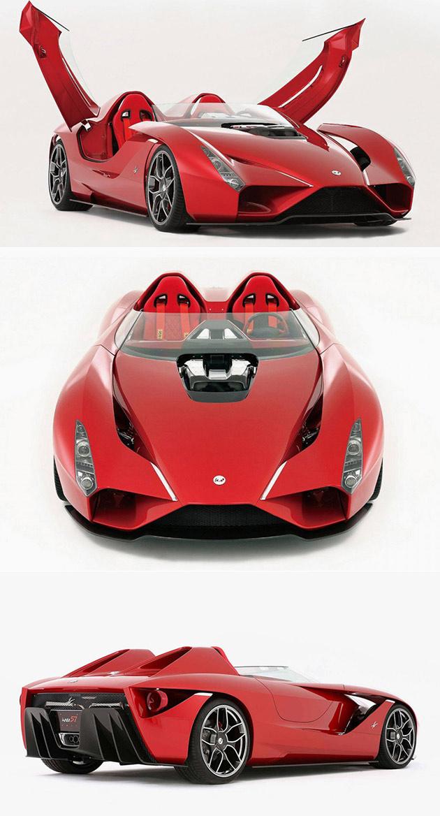 Kode 57 Ferrari 599