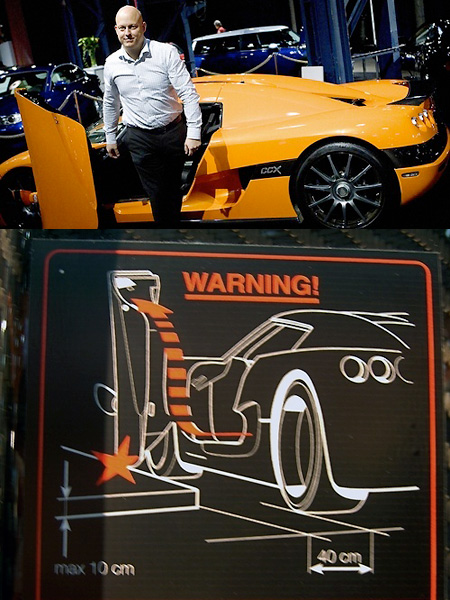 While itu0027s not as simple as Lambo or scissor doors Koenigseggu0027s Dihedral Synchro-Helix Actuation Door System looks better than it sounds.  sc 1 st  TechEBlog & How Koenigseggu0027s Dihedral Synchro-Helix Actuation Door System Works ...