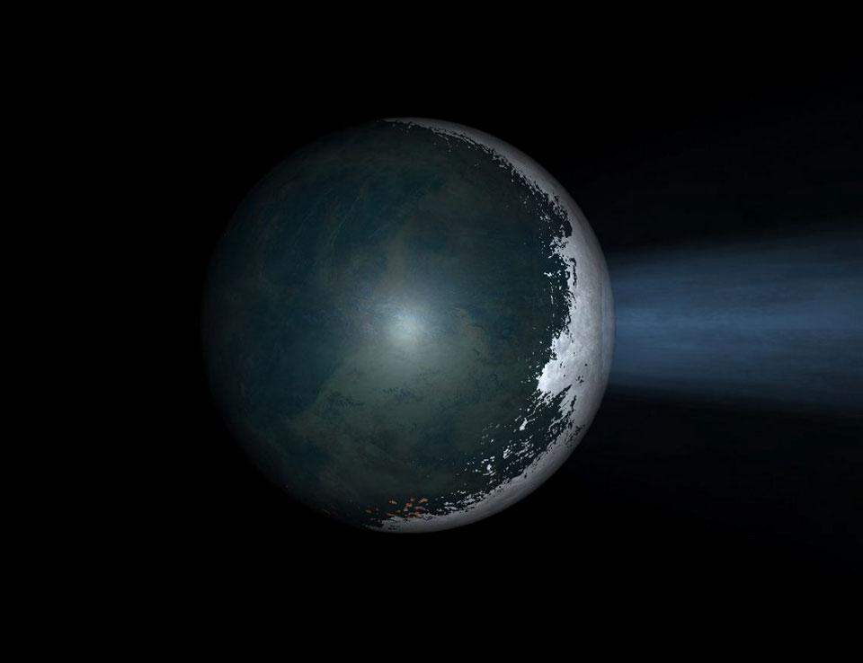 KOI-456.04 Mirror Image Earth Sun Planet