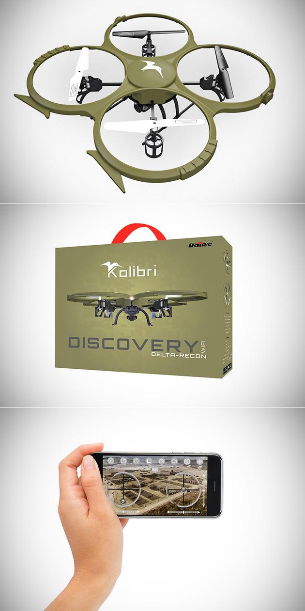 Kolibri Discovery Delta