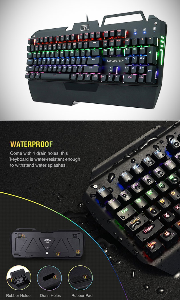 KrBn Mechanical Keyboard
