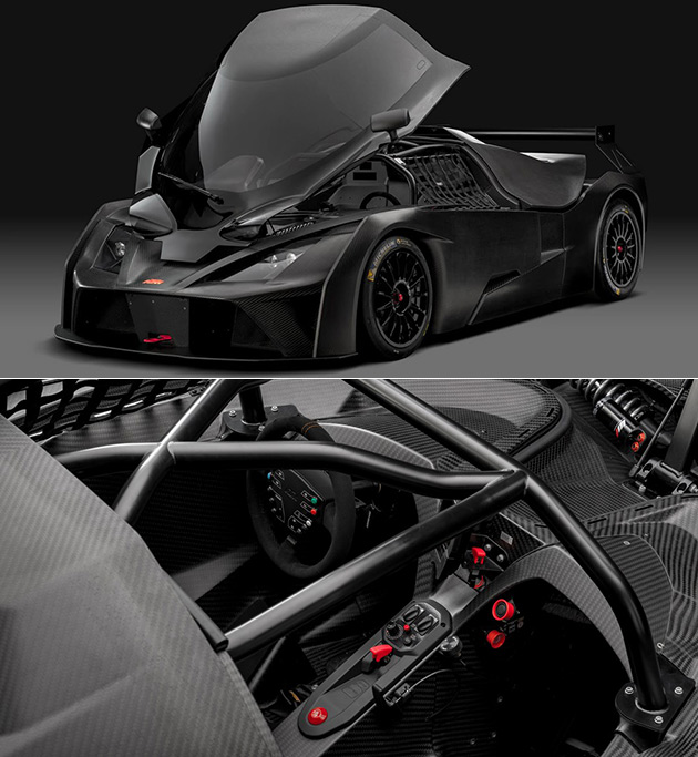 ktm x bow gt4 is what happens when go kart meets supercar has 600hp turbocharged engine techeblog ktm x bow gt4 is what happens when go