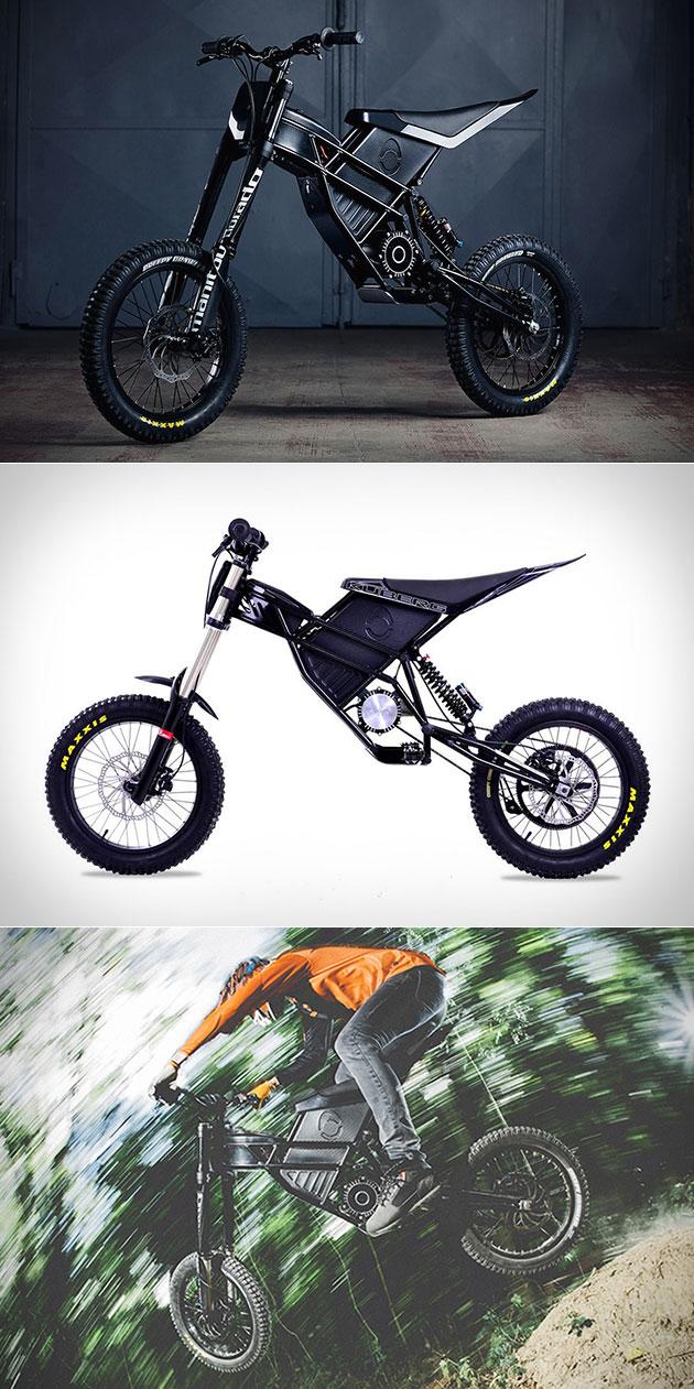 Kuberg Freerider Electric Bike