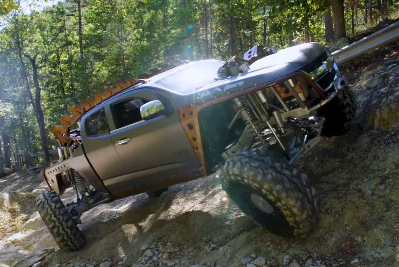 Kymera Chevy 4x4 Truck