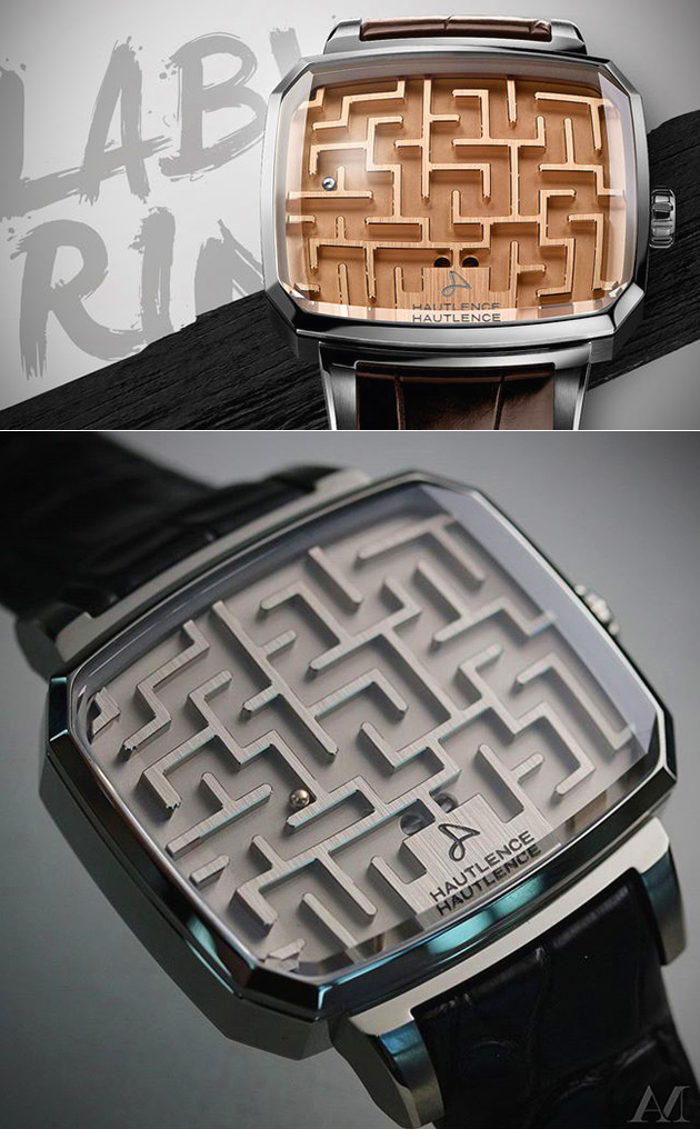 Labyrinth Watch