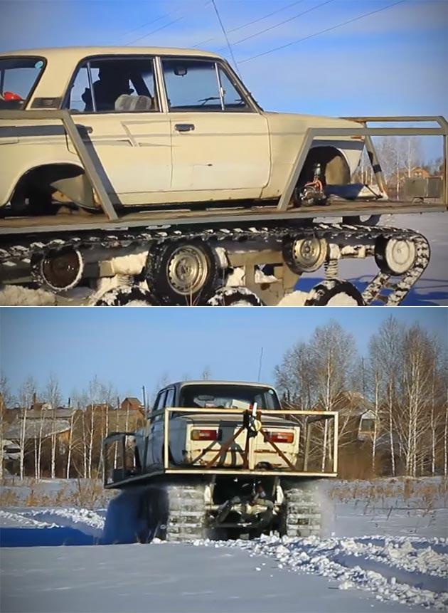 Lada Tank