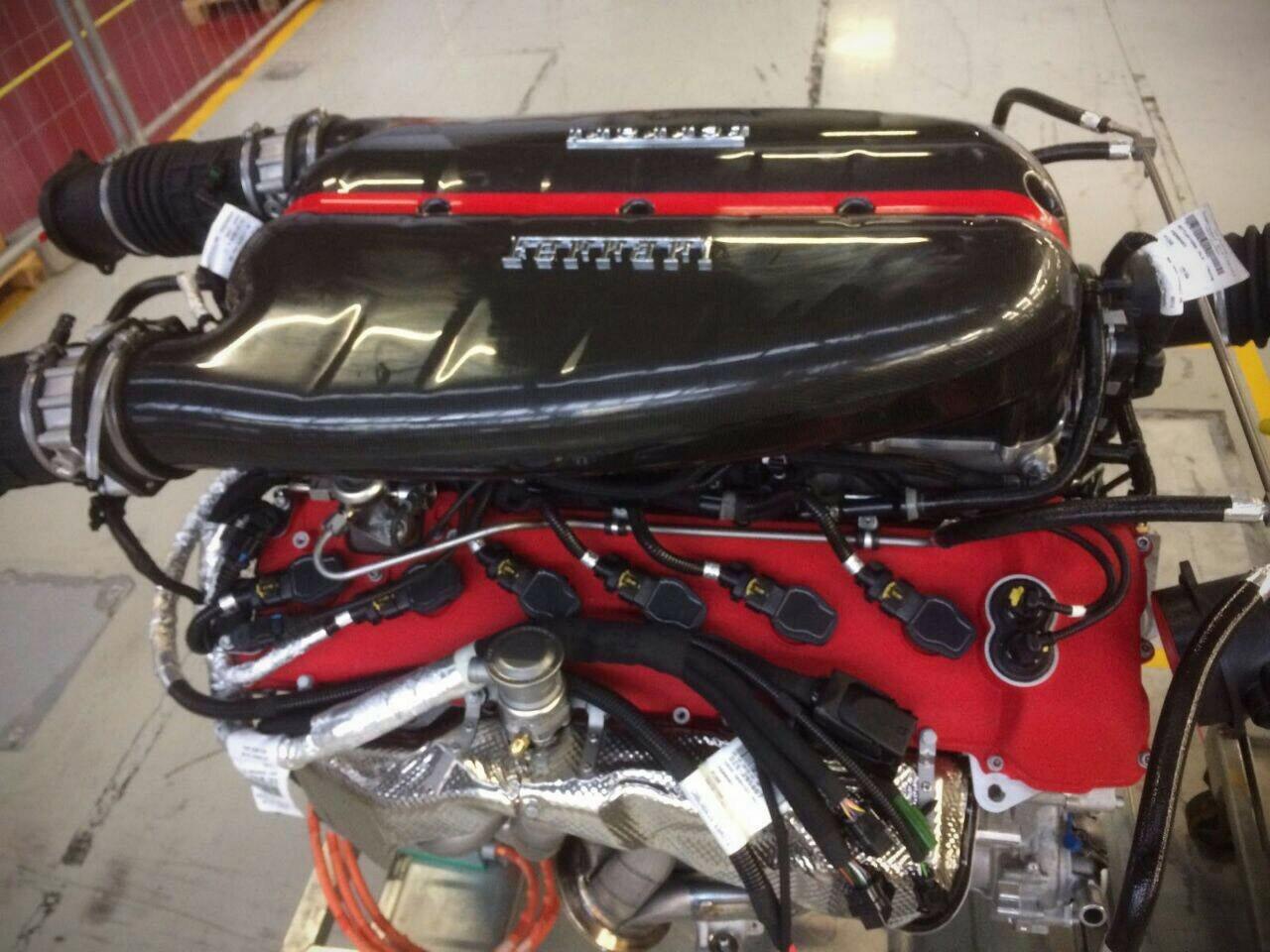 LaFerrari Engine For Sale