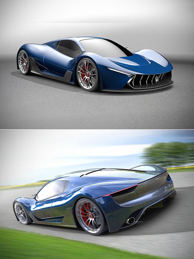 LaFerrari Maserati