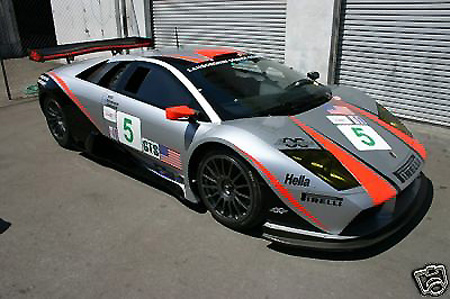 Lamborghini Murcielago R-GT info