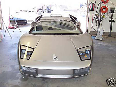 В» eBay Watch: Lamborghini Murcielago Replica Features Authentic