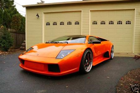 Ebay Watch Amazing Lamborghini Murcielago Replica Built On Custom