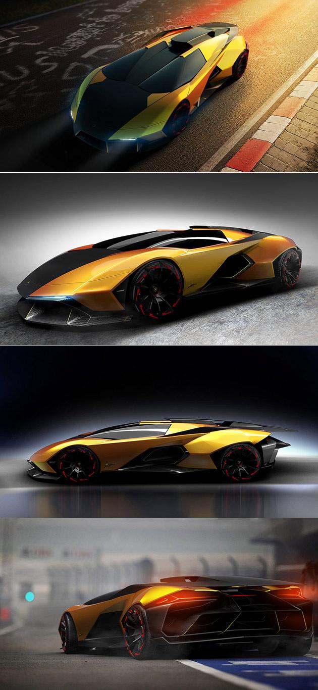 Lamborghini Apis