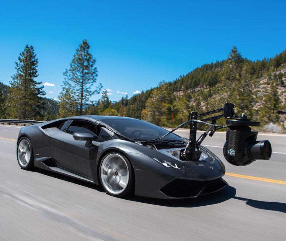 Lamborghini Huracan Camera Car Huracam