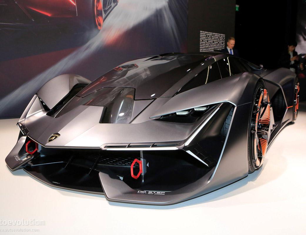 Lamborghini Lb48h Terzo Millennio Electric Hypercar Is Set For