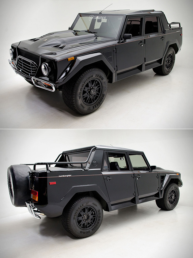 Lamborghini LM 002 Rambo