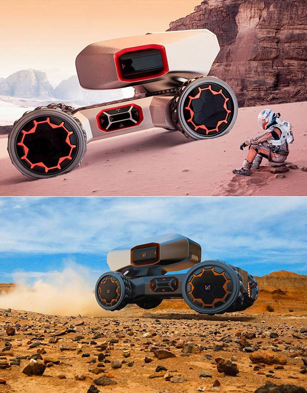 Lamborghini Mars X1