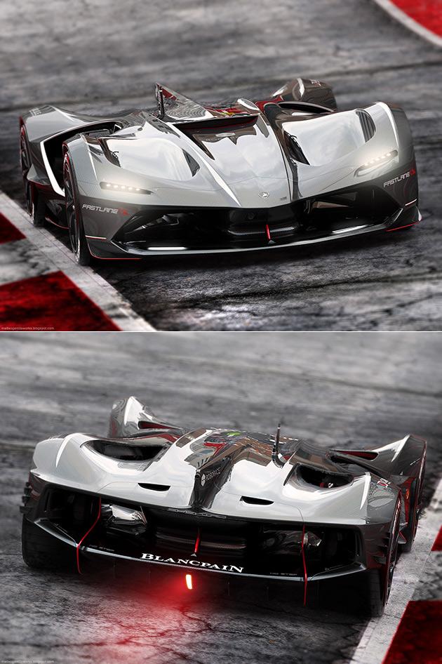 Lamborghini Spectro