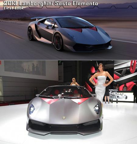 Lamborghini Sesto Elemento Confirmed For Production