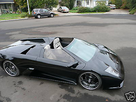 Pontiac Fiero Body Kits Lambo 29424 Loadtve
