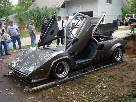 Lamborghini Kit Car Techeblog