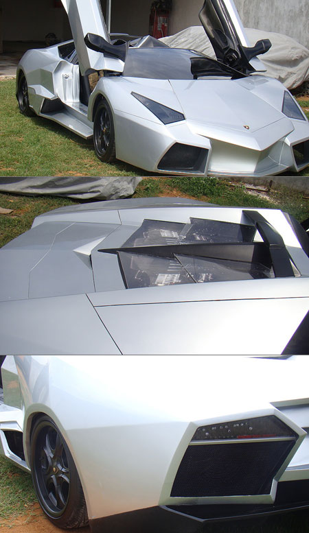 lamborghini reventon. the Lamborghini Reventon,
