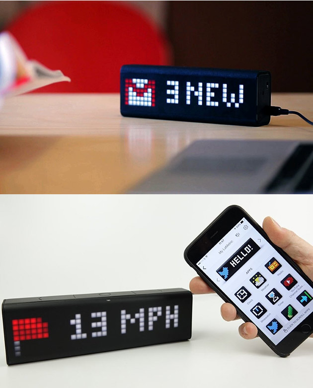 LaMetric Smart Clock