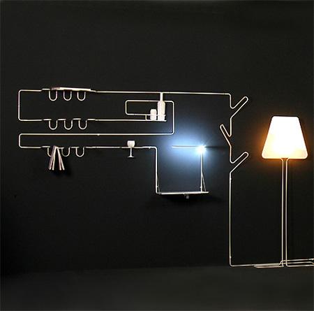 Lamp Line